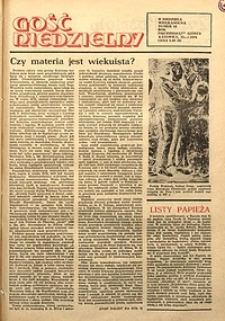 Gość Niedzielny, 1979, R. 52, nr16