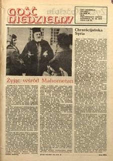 Gość Niedzielny, 1979, R. 56, nr38
