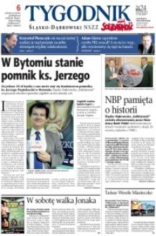 Tygodnik Śląsko-Dąbrowski, 2009, nr24