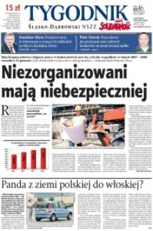 Tygodnik Śląsko-Dąbrowski, 2009, nr46