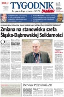 Tygodnik Śląsko-Dąbrowski, 2011, nr13