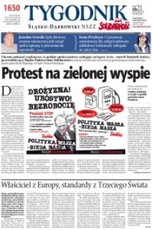 Tygodnik Śląsko-Dąbrowski, 2011, nr21