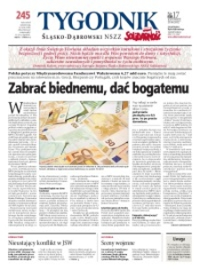 Tygodnik Śląsko-Dąbrowski, 2012, nr17