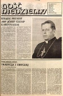 Gość Niedzielny, 1983, R. 56, nr5