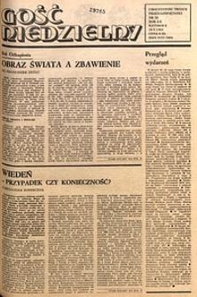 Gość Niedzielny, 1983, R. 60, nr22