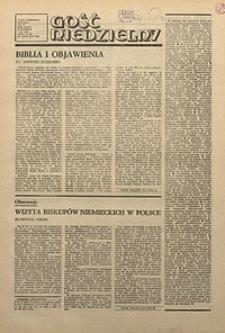 Gość Niedzielny, 1986, R. 59, nr36