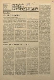 Gość Niedzielny, 1986, R. 63, nr43