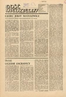 Gość Niedzielny, 1987, R. 64, nr26
