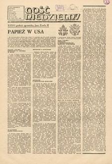 Gość Niedzielny, 1987, R. 60, nr38