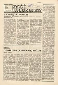 Gość Niedzielny, 1987, R. 64, nr43