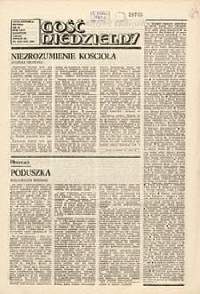 Gość Niedzielny, 1987, R. 64, nr44