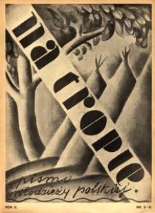 Na Tropie, 1929, R. 2, nr 5/6