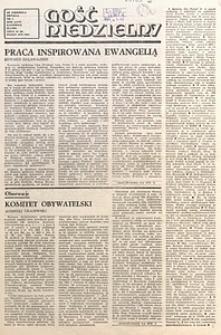 Gość Niedzielny, 1989, R. 66, nr4