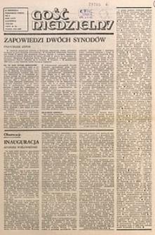 Gość Niedzielny, 1989, R. 66, nr8