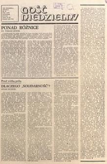 Gość Niedzielny, 1989, R. 62, nr22