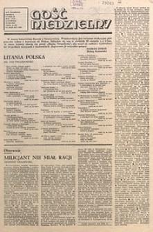 Gość Niedzielny, 1989, R. 66, nr33