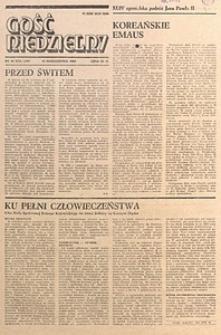 Gość Niedzielny, 1989, R. 62, nr42
