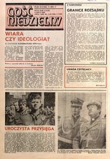 Gość Niedzielny, 1991, R. 68, nr27