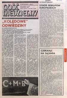 Gość Niedzielny, 1991, R. 64, nr49