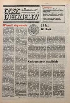 Gość Niedzielny, 1993, R. 70, nr40