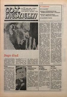 Gość Niedzielny, 1993, R. 66, nr41