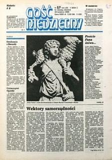 Gość Niedzielny, 1994, R. 71, nr17