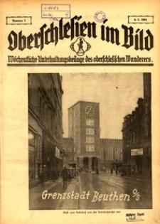 Oberschlesien im Bild, 1934, nr 1