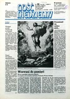 Gość Niedzielny, 1994, R. 67, nr31