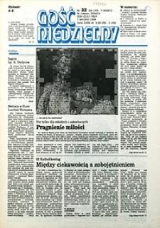 Gość Niedzielny, 1994, R. 71, nr32