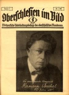 Oberschlesien im Bild, 1934, nr 4