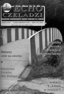 Echo Czeladzi Nr 7-8/98-99 lipiec/sierpień 2000