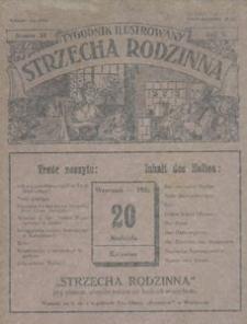 """Tygodnik Ilustrowany """"Strzecha Rodzinna"""", 1925, R. 2, nr 33"""