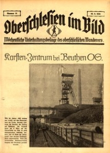 Oberschlesien im Bild, 1934, nr 11