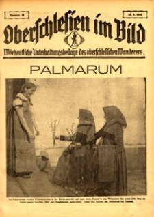 Oberschlesien im Bild, 1934, nr 12