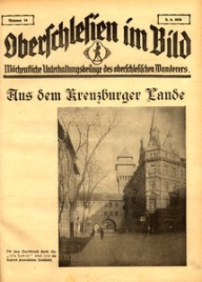Oberschlesien im Bild, 1934, nr 14