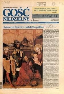 Gość Niedzielny, 1999, R. 76, nr1