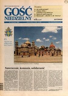 Gość Niedzielny, 1999, R. 72, nr5