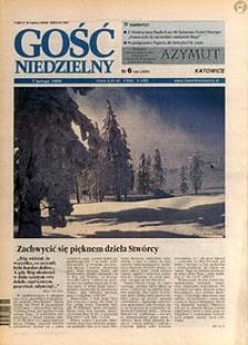 Gość Niedzielny, 1999, R. 72, nr6