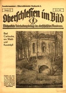 Oberschlesien im Bild, 1934, nr 21