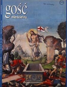 Gość Niedzielny, 2002, R. 75, nr13
