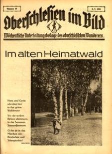 Oberschlesien im Bild, 1934, nr 27