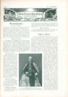 Weltrundschau zu Reclams Universum 1903, nr [43].