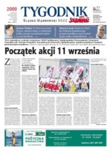 Tygodnik Śląsko-Dąbrowski, 2013, nr27