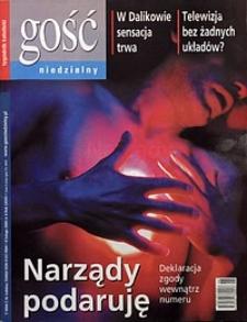 Gość Niedzielny, 2004, R. 81, nr6