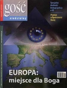 Gość Niedzielny, 2004, R. 81, nr18