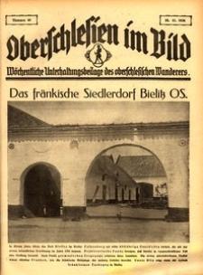 Oberschlesien im Bild, 1934, nr 46