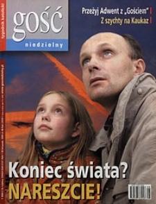 Gość Niedzielny, 2004, R. 81, nr48