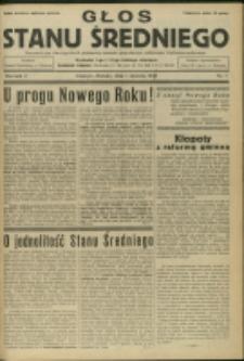 Głos Stanu Średniego, 1936, Nry 1-24