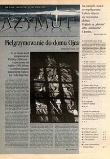 Azymut, 1999, nr1