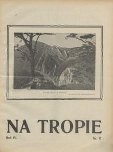 Na Tropie, 1931, R. 4, nr 17